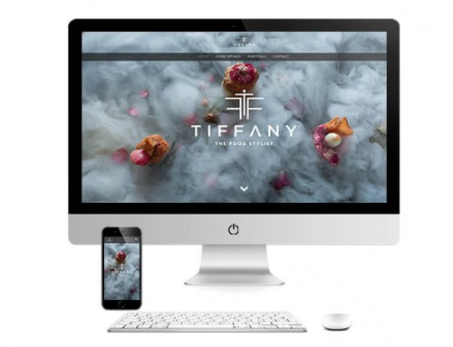 Tiffany The Foodstylist Website