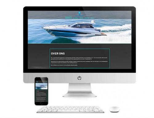 Vaarschool 4U Website Ontwerp